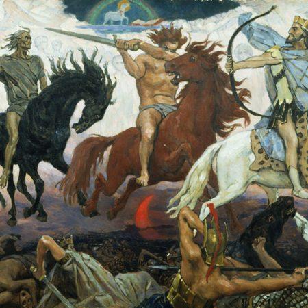 Four Horsemen of the Apocalypse - St  Mark's Presbyterian